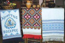 Оригінальне вишиване вбрання створює майстриня  з Красної