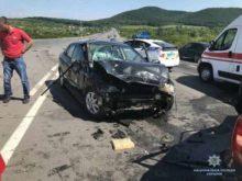 За фактом смертельної ДТП на Ужгородщині поліція розпочала кримінальне провадження