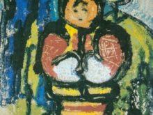 Монотипії Манайла вперше виставили в його музеї