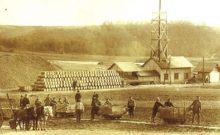 ФАБРИКА БОЧОК  штабного офіцера армії Австро-Угорщини в Анталовцях
