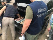 Викрито спробу підкупу прикордонника на українсько-румунському кордоні
