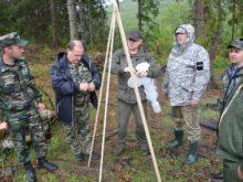 Для боротьби з шкідниками ясінянські лісівники встановили 300 феромонних пасток