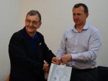 В Ужгород з Америки привезли нові проекти для співпраці