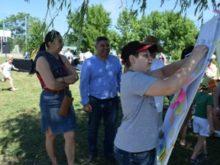 """Фестиваль громадського активізму провели в Ужгороді у парку """"Кірпічка"""""""