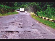 Ремонт дороги Долина – Хуст «тягне» на два мільярди гривень, однак цьогоріч Мінінфраструктури не виділило на неї ні копійки
