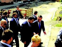 Закарпаття відвідав прем'єр-міністр України
