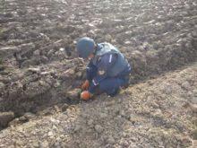 Ужгородський район: піротехніки продовжують вилучати за знищувати небезпечні знахідки
