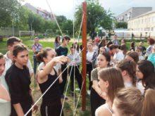 Гвардійці розкрили ужгородським студентам секрети своєї згуртованості (Фото)