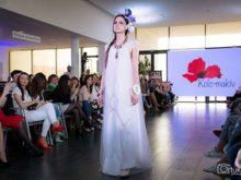 П'ЯТИЙ «UKRAЇNIAN FASHION BAZAAR»:  Конкурс однієї сукні та переможниці серед відвідувачів