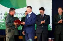 Найкращих мисливців та лісівників Закарпаття нагородили вищими відзнаками