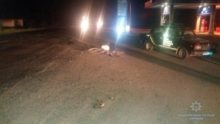 На Берегівщині водій позашляховика збив велосипедиста і втік