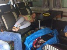 На кордоні з Угорщиною серед сумок знайшли… 5-річну дівчинку