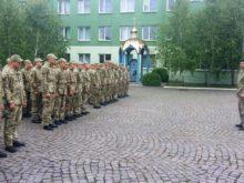 До Мукачівського прикордонного загону прибули нові строковики