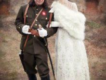 В Ужгород з'їхалися байкери на весілля свого приятеля