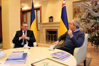 Євросоюз профінансує будівництво в Ужгороді міжнародного інформаційного центру транскордонного співробітництва