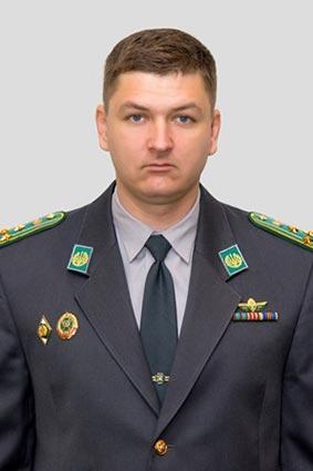 Уродженець Севастополя очолив Мукачівський прикордонний загін