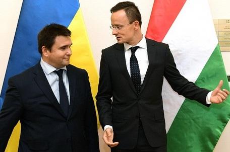 Щодо вирішення «мовної» проблеми Будапешт і Київ таки проведуть переговори найближчим часом