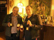 Винне пиво (фотофакт)