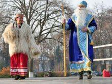 На свято обласної новорічної ялинки завітало 450 дітей