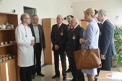 Лицарі Мальти подарували дитячій лікарні Ужгорода медичне обладнання