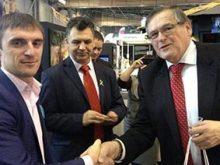 Закарпатці в Чехії презентують туристичний потенціал України