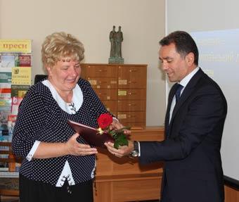 На Закарпатті відзначали Всеукраїнський день бібліотек