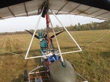 За несанкціоновані польоти мотодельтапланеристу «світить» обмеження волі