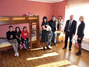 У нашій області відкрито ще один дитячий будинок сімейного типу