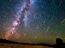У ніч із середи на четвер нашу планету «атакували» Персеїди