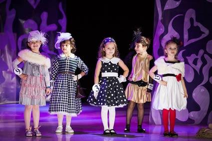 «Чарівною перлинкою-2013» стала чотирирічна  Марія-Луїза Попович