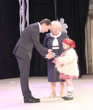 Найталановитіших дошкільнят Закарпаття відзначили в Ужгороді