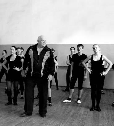 В Ужгороді побував відомий хореограф з Івано-Франківська