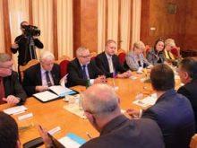 Сенатори з Чеської республіки навідалися до Ужгорода