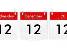Завтра — 12.12.12. Чи стане цей день особливим?