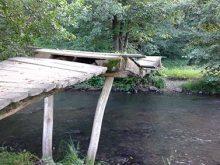 Доки протягне дерев'яний екстрим-місток?