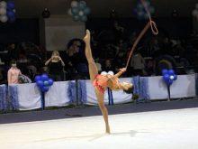 Приймаємо Кубок України з художньої гімнастики