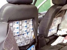 У кілька разів більше контрабандних сигарет в області вилучили прикордонники й митники порівняно з минулим роком