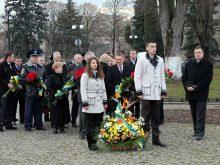 Відзначили День Соборності України святкові заходи відбулися в Ужгороді та інших містах краю