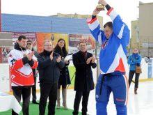 «Синевир» — переможець чемпіонату Закарпаття з хокею