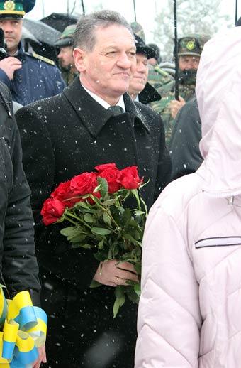 74-ту річницю Карпатської України відзначили на Закарпатті