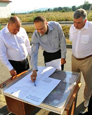 Будівництво нового мікрорайону в Тереблі  завершиться вже цієї осені
