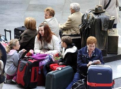 Україна увійшла  в десятку країн-лідерів зі зростання витрат на турпоїздки