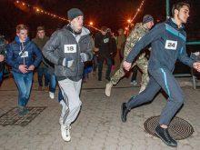 Старий Новий рік зустріли бігом