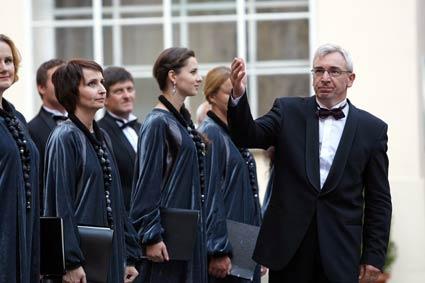 Вечором духовної музики відзначили 1025-річчя Хрещення Київської Русі в Ужгороді