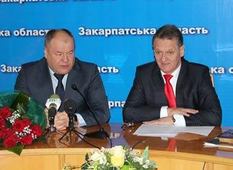 Ігор Свищо став першим заступником голови облдержадміністрації