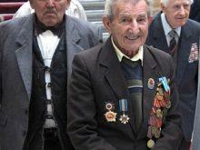 Ветеранів партизанського руху пошанували в Ужгороді