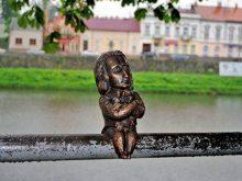 В ужгородських міні-скульптур з'явиться карта-путівник