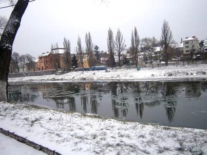 Снігово-дощового паводка, на щастя, не сталося але рівні води в наших річках підвищилися