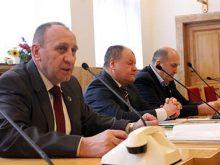 Головою громадської ради при обласній держадміністрації знову став Федір Харута