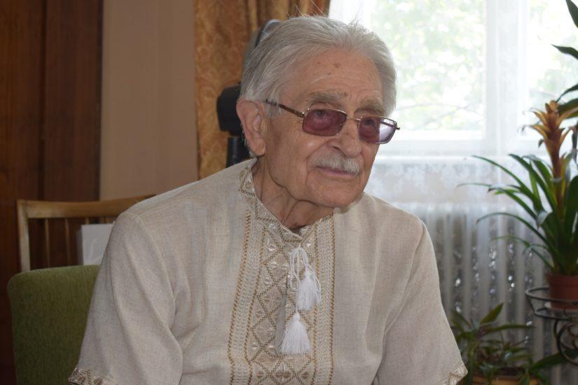 В Ужгороді вітали з ювілеєм Івана Коршинського